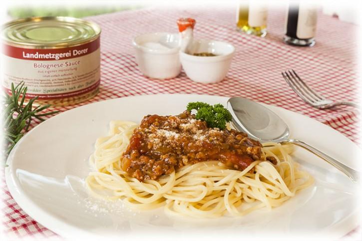 Bolognese-Sauce 400g Dose