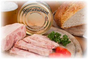 Bierschinken 300g Dose